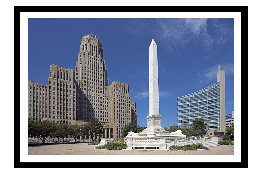 McKinley Monument in Buffalo New York