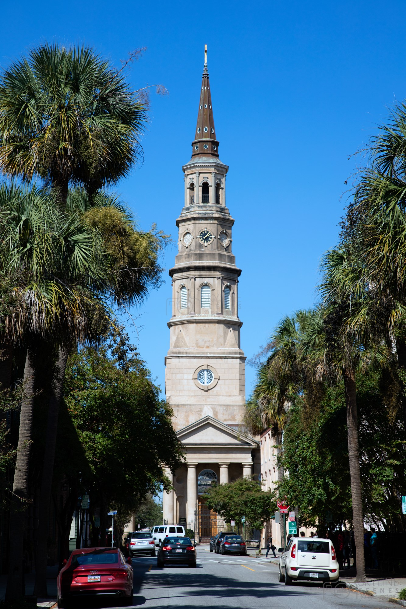 French Huguenot Church, Charleston, South Carolina