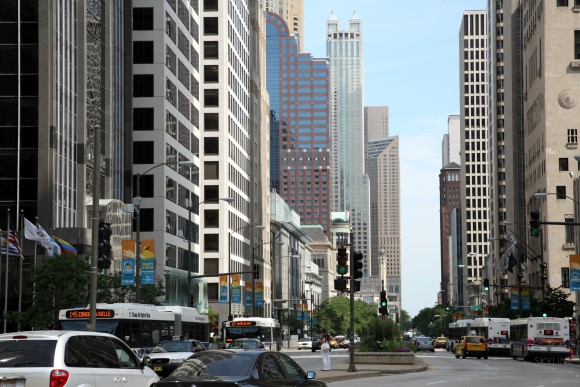 Magnificent Mile Michigan Avenue, Chicago
