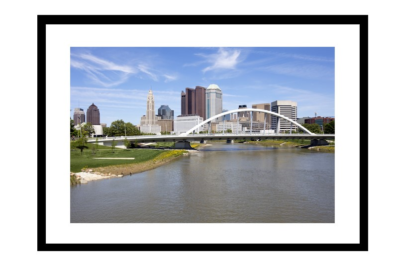 Main Street Bridge in Columbus
