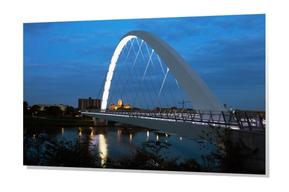 Center Street Bridge, Des Moines, Iowa