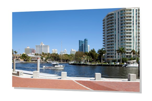 New River in Fort Lauderdale