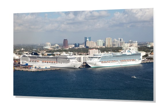 Port Everglades, Fort Lauderdale, FL