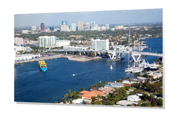 Intracoastal Waterway, Fort Lauderdale