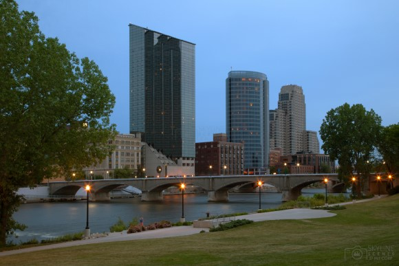 Downtown Grand Rapids, Michigan