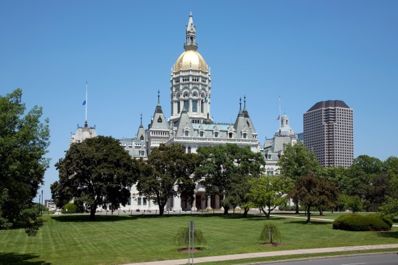 Connecticut State Capitol, Hartford