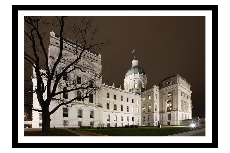 State Capitol Building, Indianapolis, Indiana