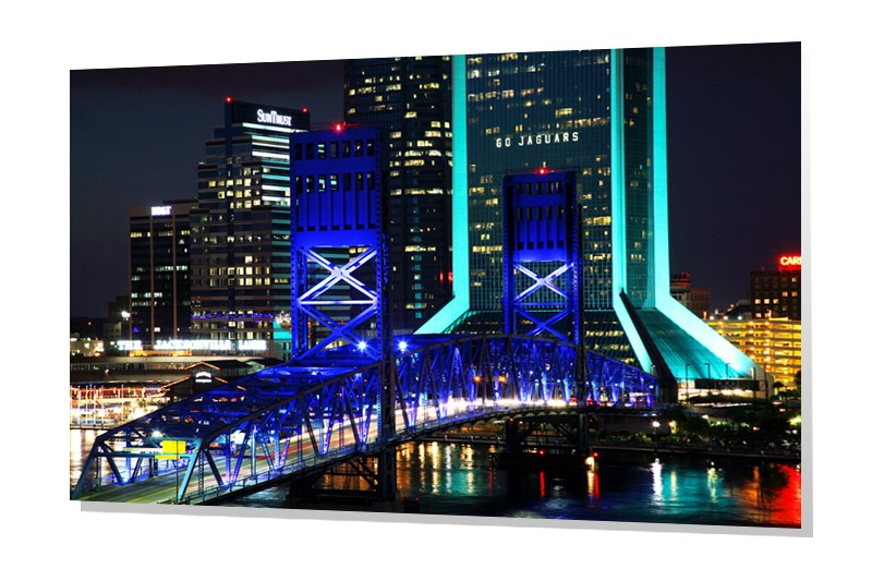 Main Street Bridge, Jacksonville, Florida