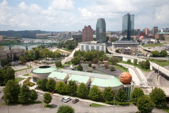 B�den Basketball on The Women's Basketball Hall of Fame, Knoxville Tennessee