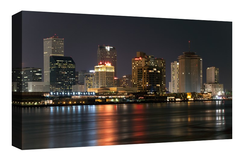 Nightshot of New Orleans