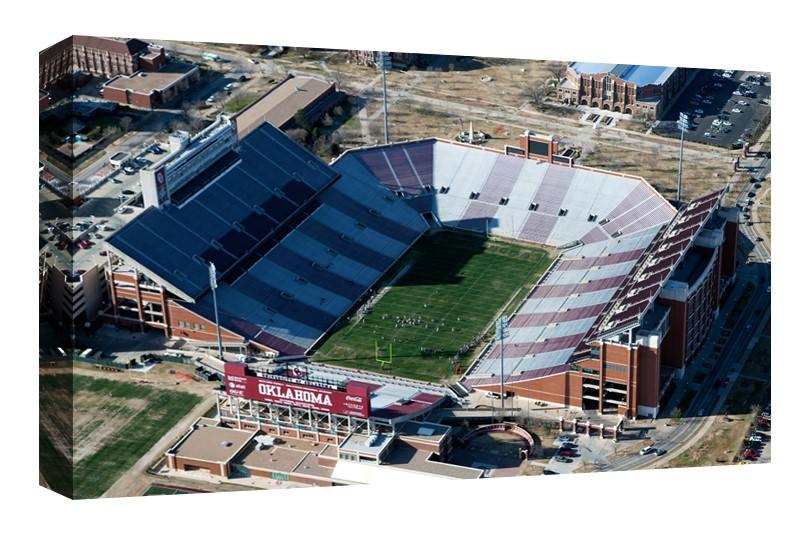Oklahoma Memorial Stadium