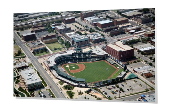 Bricktown Ballpark, Oklahoma City