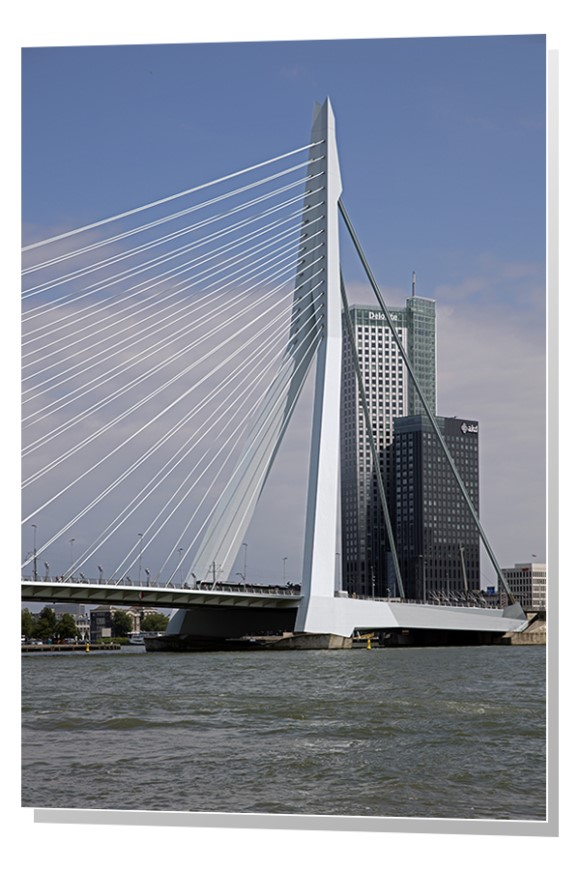 Netherlands Erasmus Bridge