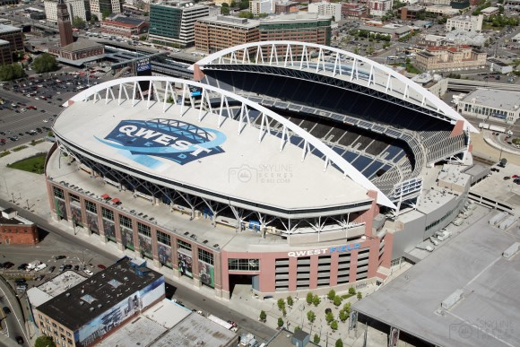 CenturyLink Field, Seattle, Washington