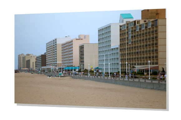 Boardwalk at Virginia Beach