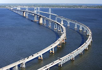 Bay Bridge Maryland