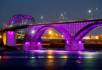 peace bridge buffalo