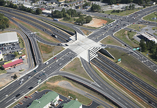 Single Point Interchange Spartansburg