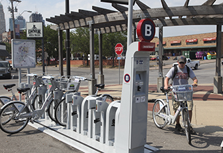 Bcycle System (Kansas City, MO)