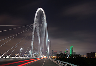 Margaret Hunt Hill Bridge