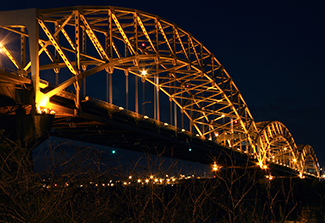 Broadway Bridge KCMO