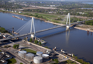 new st louis bridge